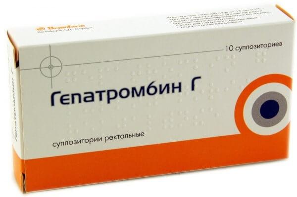 Гепатробин Г