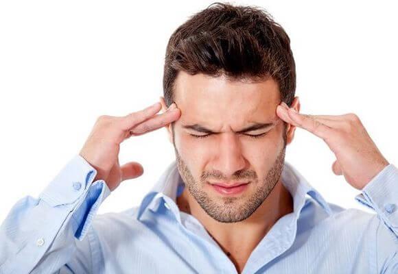 Жуткая головная боль