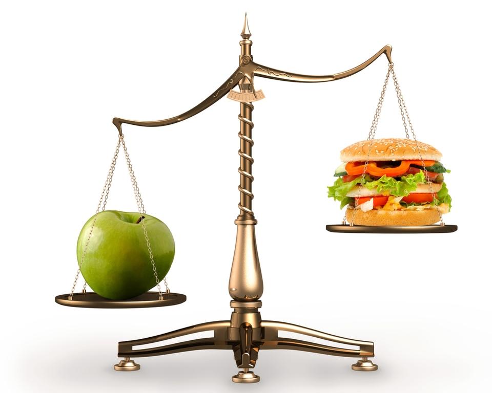 Пищевые весы